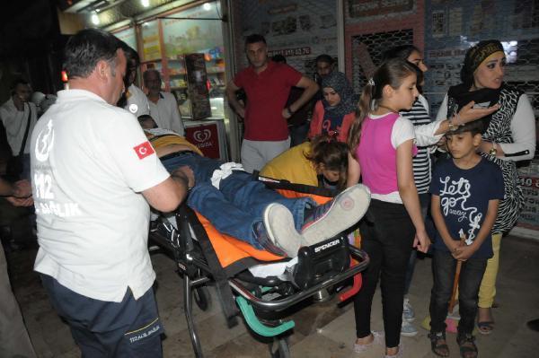 Şanlıurfa'da 2 Lübnanlı bıçaklandı