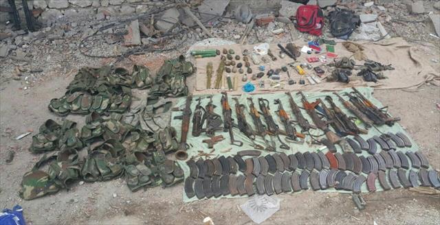 Nusaybin'de operasyonlar sürüyor