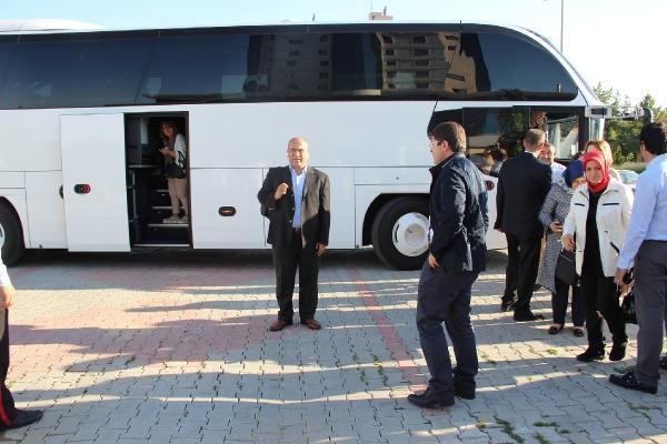 TBMM Çocuk İstismarını Önleme Komisyonu Karaman'da