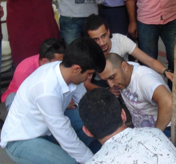 Bandırma'da silahlı kavga: 3 yaralı