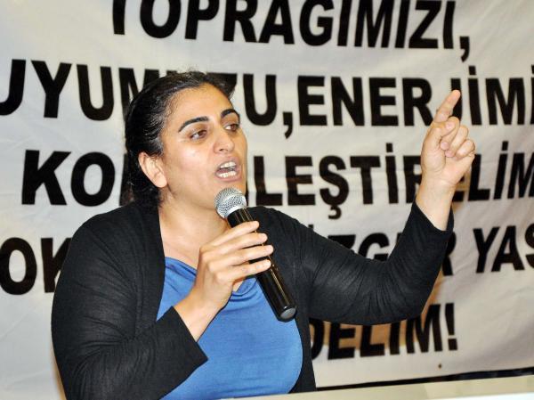 DBP'li Tuncel: Yapılacak şel müzakere