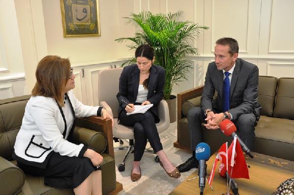 Danimarka Dışişleri Bakanı Jensen: Korkunç saldırıyı kınıyoruz, acınızı paylaşıyoruz