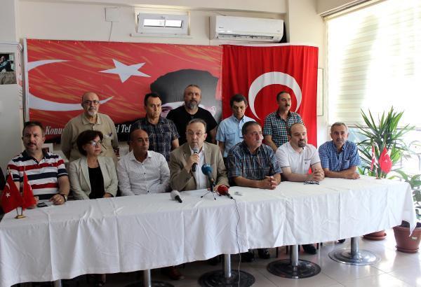 Gaziantep'te STK'lar terör saldırısını kınadı