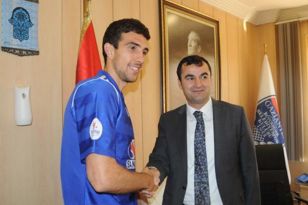 Gaziantep Büyükşehir Belediyespor, Hırvat Damir'i kadrosuna kattı