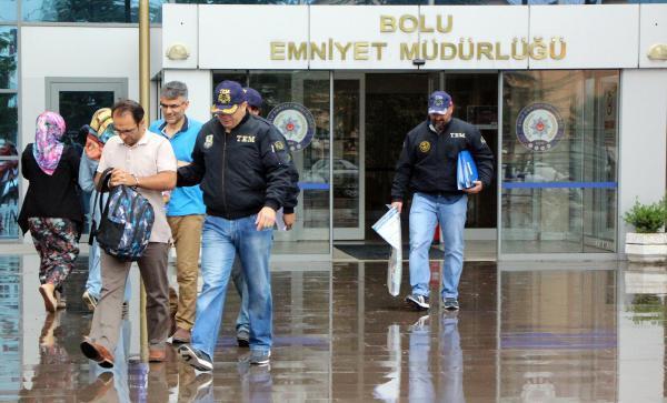Bolu'da Göynük Emniyet Müdürü tutuklandı