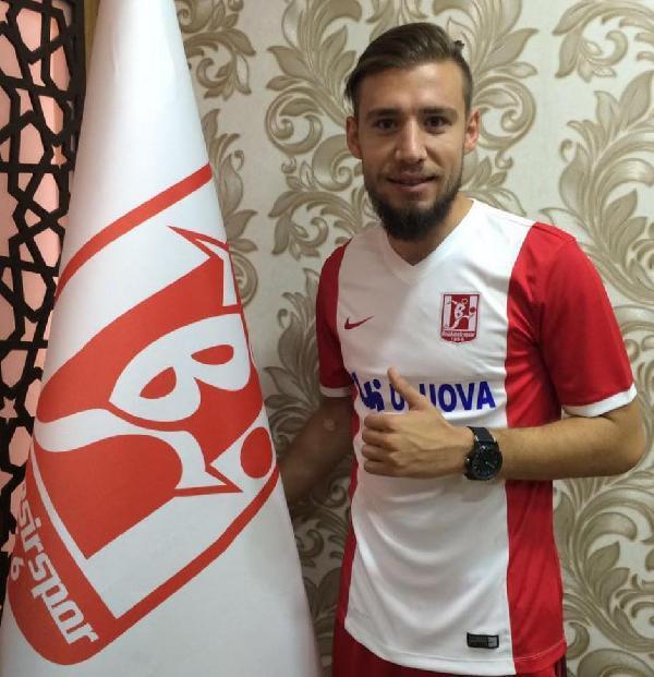 Balıkesirspor'a Yusuf transferi yasağa takıldı