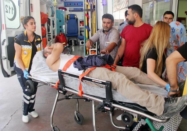 Şanlıurfa'da fıstık hasadında kavga: 6 yaralı