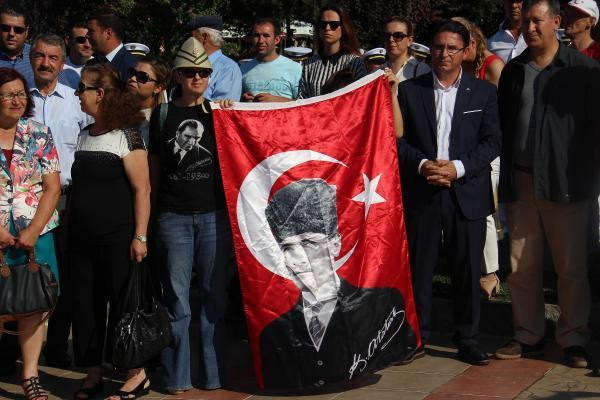 Trakya'da 30 Ağustos Zafer Bayramı kutlamaları