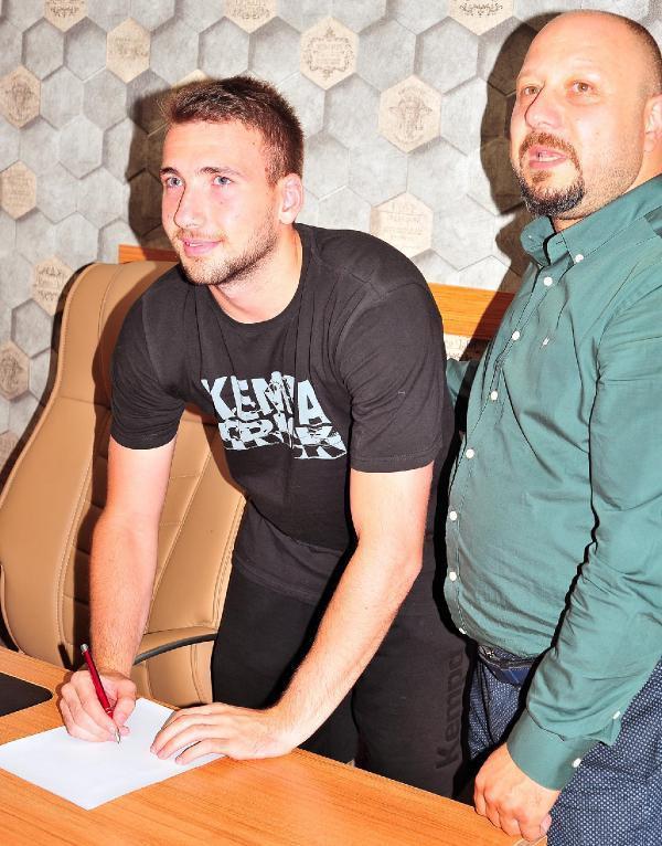 Yozgat Bozokspor'a hentbolde 4'üncü yabancı