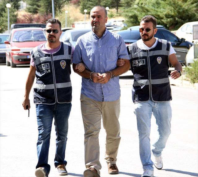 Yozgat'ta FETÖ'nün ilçe imamı tutuklandı