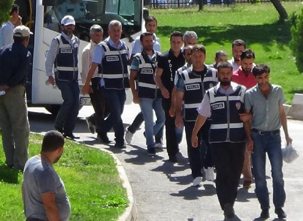Karaman'da FETÖ/PDY'ye 7 tutuklama