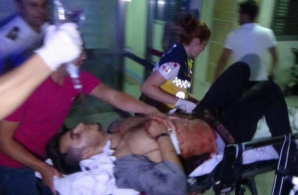Karaman'da komşuların çocuk kavgası: 3 yaralı