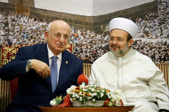 Türkiye, ümitle bakılan, özlemle izlenen devlet