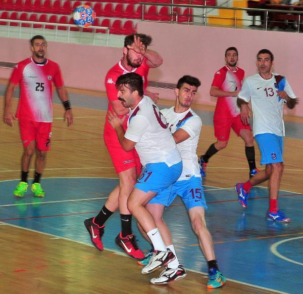 Hentbol Yozgat Bozokspor-Trabzonspor: 35-23