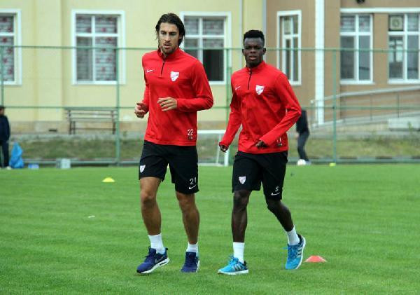 Boluspor, Samsunspor maçına odaklandı