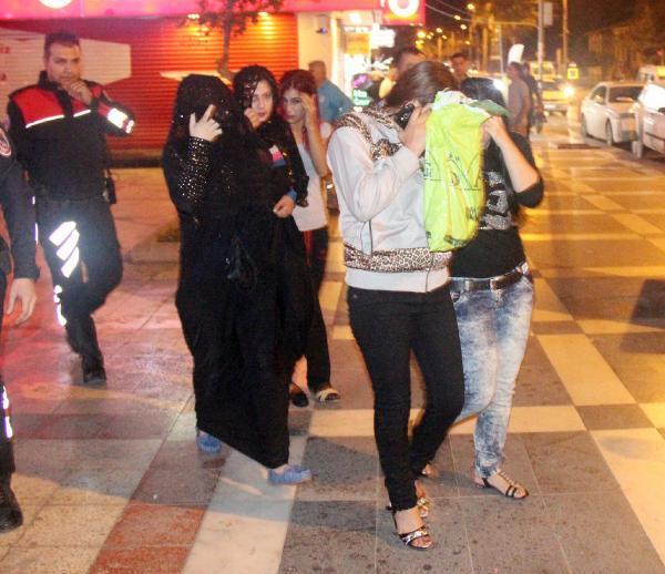 Şanlıurfa'da huzur opeasyonu: 28'i Suriyeli, 42 gözaltı