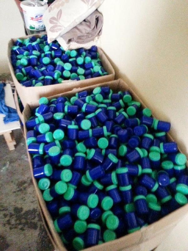 Şanlıurfa'da sahte ilaç imalathanesine baskın: 3 gözaltı