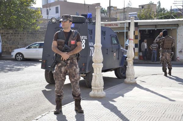 Siverek'te silahlı saldırıya uğrayan kişi ağır yaralandı