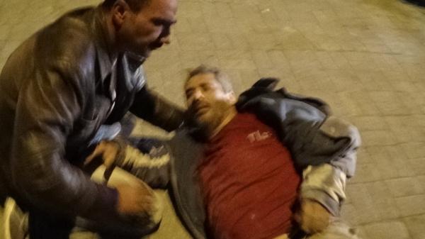 Diyetteki taksici yayalara çarptı: 1 ölü, 5 yaralı