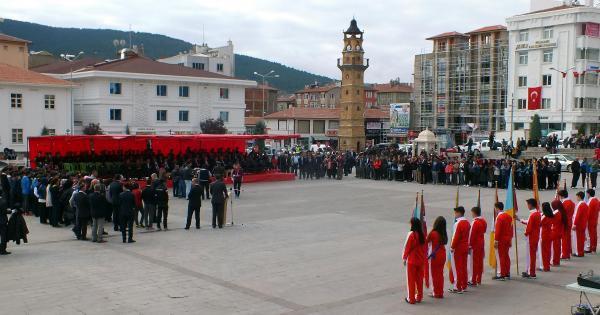 Atatürk'ün Yozgat'a gelişinin 92'nci yıldönümü kutlandı