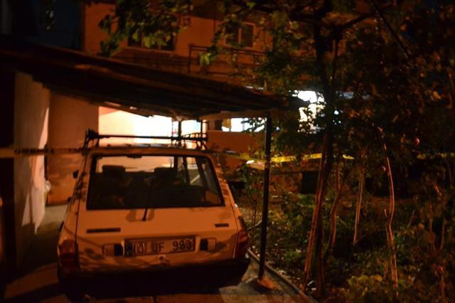 Beraber yaşadığı Azeri kadını boğarak öldürdü