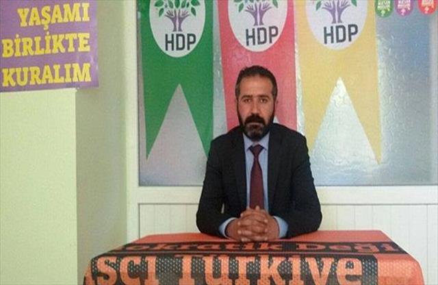 HDP Bolu İl Başkanı gözaltına alındı