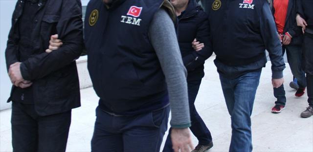 5 emniyet mensubu Bylock'tan tutuklandı