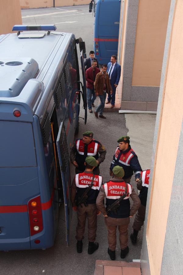 Edirne'deki ilk FETÖ davasında tahliye çıkmadı
