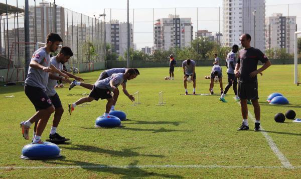 Adanaspor Galatasaray'a hazırlandı