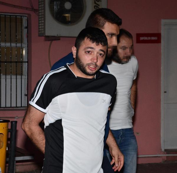 Adana'da narkotik operasyonu: 3 gözaltı