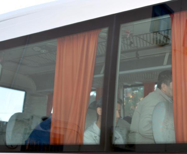 Kahramanmaraş'ta FETÖ'den gözaltına alınanlar adliyede