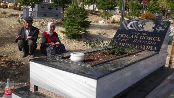 Ermenek'te maden faciasından ölen 18 madenci, 2'nci yılında anıldı