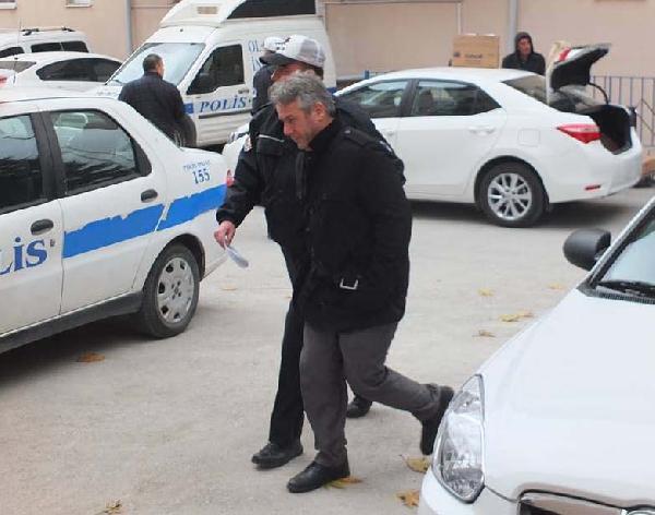Bozüyük'te FETÖ operasyonu; 17 gözaltı