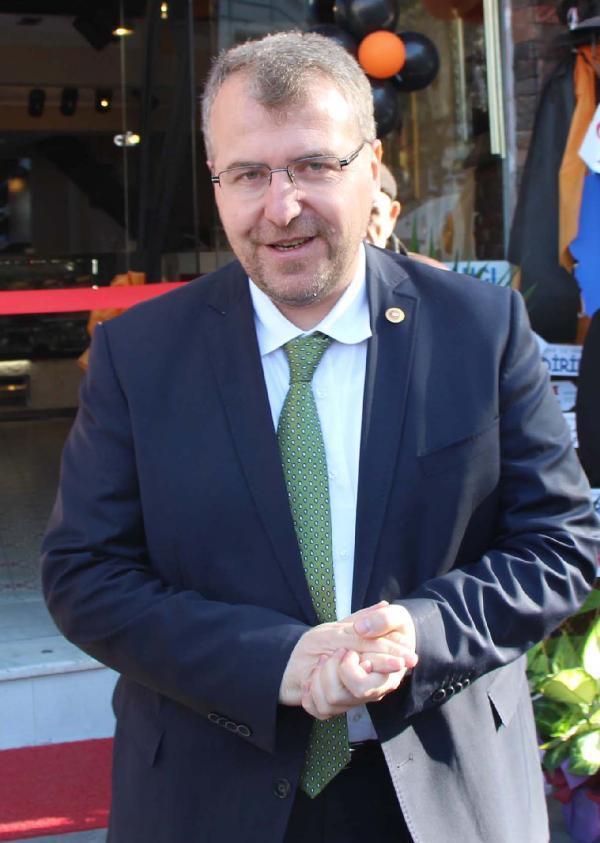 AK Parti Bilecik Milletvekili Eldemir'den önerge savunması
