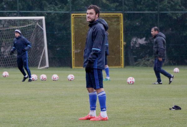 Gaziantep Büyükşehirli Muhammet Reis: 3 takımla da Süper Lig'de oynayamadım