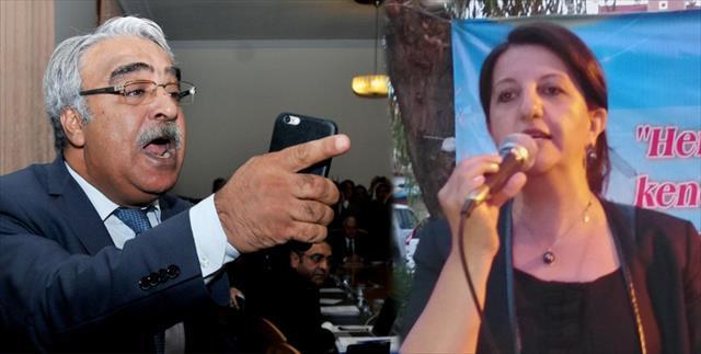 HDP'li Buldan ve Sancar'dan Demirtaş'a ziyaret
