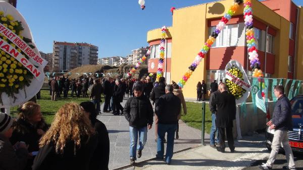 Edirne'de Engelsiz Yaşam Merkezi açıldı