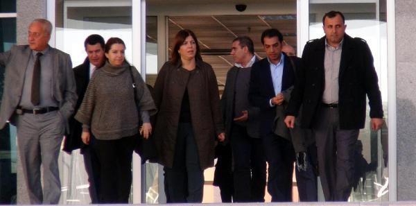 HDP'li Beştaş: Demirtaş ve Zeydan'a alenen işkence yapılıyor