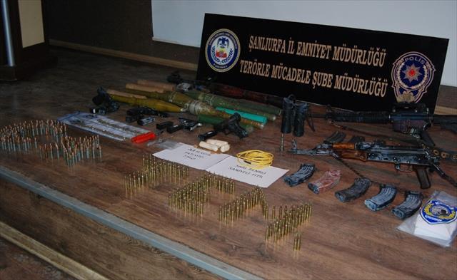 Öldürülen teröristlerin eylem hazırlığında olduğu belirlendi