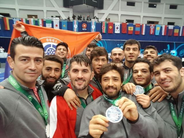 Dünya Kulüpler Şampiyonası ikincisi oldu