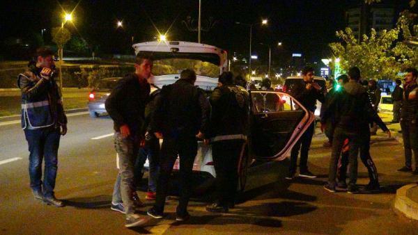 Şanlıurfa'da 500 polisle Huzur Operasyonu