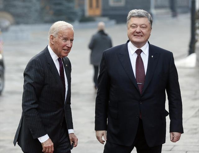 Son resmi ziyareti Ukrayna'ya oldu