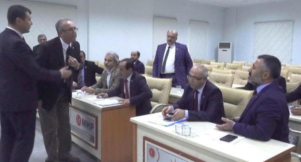 Bilecik'teki İl Genel Meclisi'nde 'Isırık' tartışması