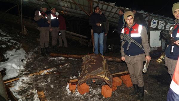 Keşan'da maden ocağında göçük: 1 ölü - Yeniden