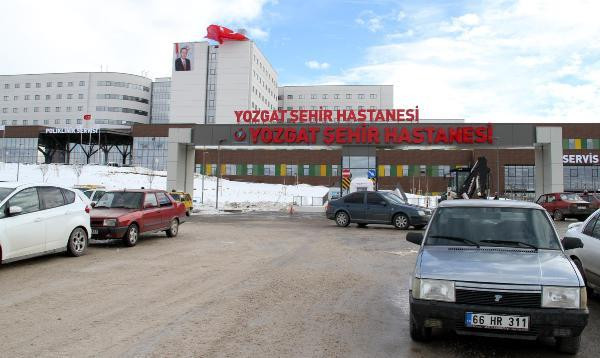 Yozgat Şehir Hastanesi hasta kabulüne başladı
