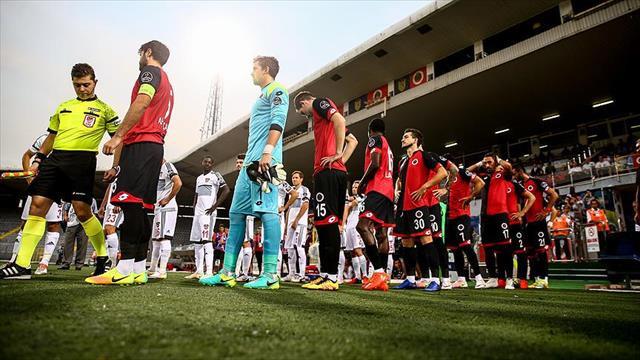 Gaziantepspor-Gençlerbirliği maçı İlhan Cavcav'ın vefatı nedeniyle ertelendi