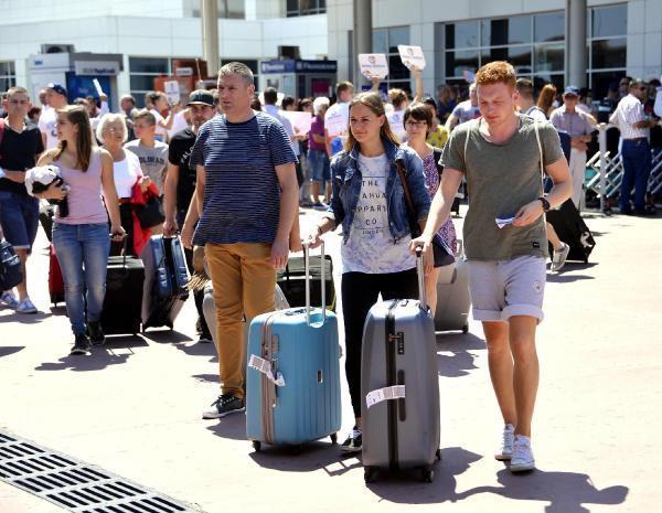 Antalya, 2017'de 7 milyon 250 bin turist bekliyor