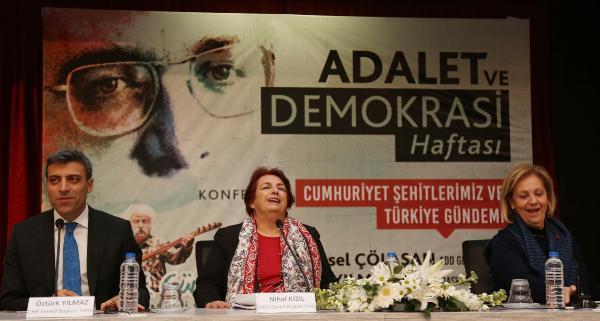 CHP'li Öztürk: Korkunun bizi yönetmesine izin vermeyelim