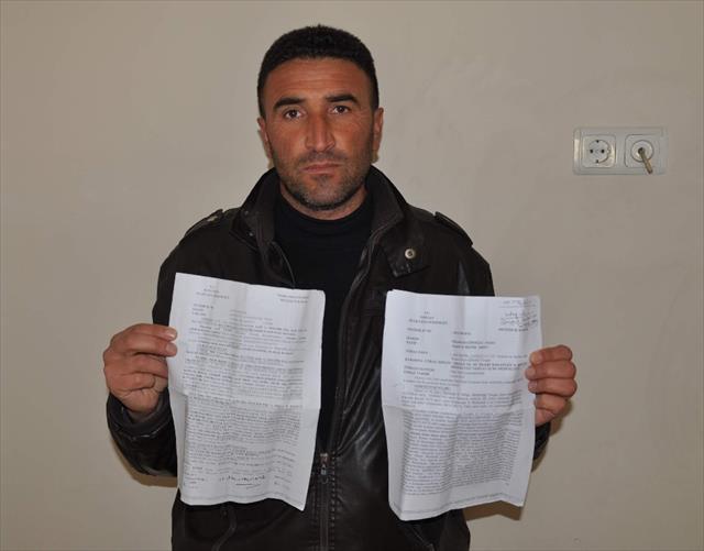 Salep soğanı toplayan köylüye 40 bin 913 lira ceza kesildi