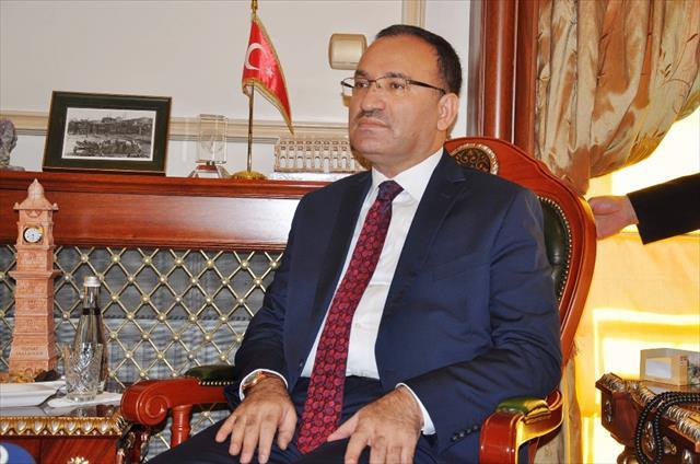 Bakan Bozdağ'dan CHP'ye Milletten korkmayın